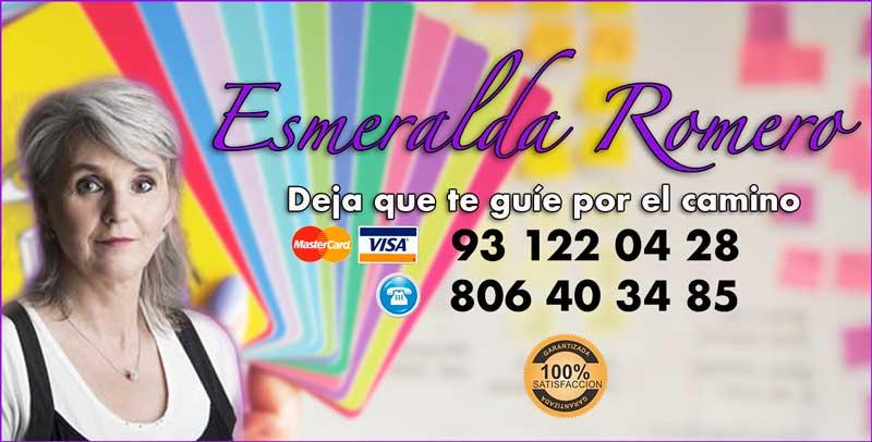 esmeralda ROMERO - tarot amigo con baraja espanol